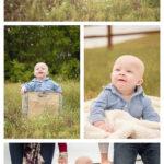 6 Month Portraits | Houston, TX Photographer