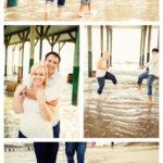 Engagements at the Beach | Galveston, TX Photographer
