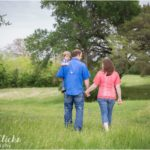 Outdoor Family Maternity Session | Houston, TX Photographer