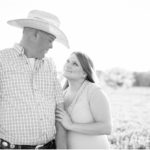 Engagement Session on the Farm | Granger, TX Photographer