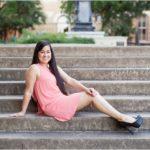 Texas State University Senior Portraits | San Marcos, TX Photographer