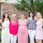 A Very Pink Baby Shower | Tomball, TX Photographer