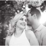 Sunset Engagement Mini Session | Cypress, TX Photographer