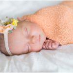 Introducing Miss Leanna | Katy, TX Lifestyle Newborn Photographer