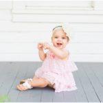 Laurel Grace Turns One | Katy, TX Child Photographer