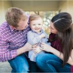 Lifestyle Family Session at the Airport   Katy, TX Photographer