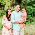 Sunrise Maternity Family Portraits | Katy, TX Photographer