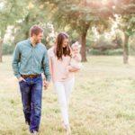 Outdoor Sunrise Lifestyle Family Session | Katy, TX Photographer