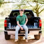 Outdoor Rustic Senior Portraits | Houston, TX Lifestyle Photographer
