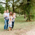 Fall Family Outdoor Lifestyle Portraits | Katy, TX Photographer