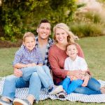 Casual Fall Family Portraits | Katy, TX Photographer