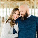 Romantic Beach Engagement Session | Houston, TX Photographer