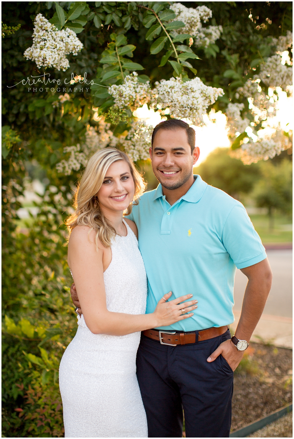 Cypress Tx Engagement Photographer