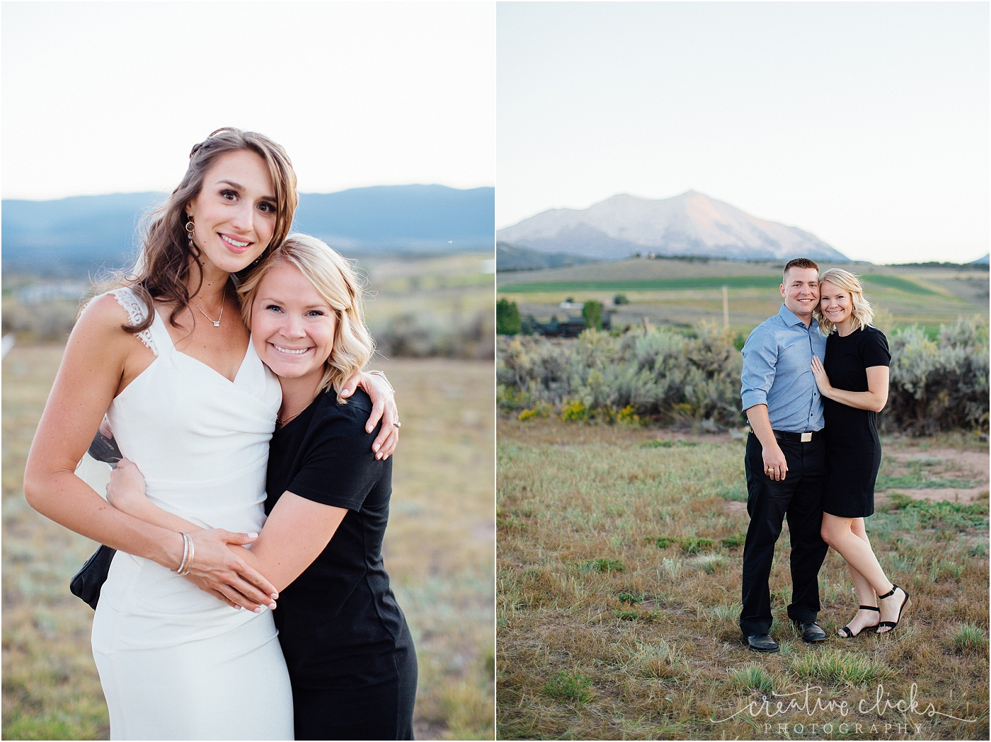 Missouri Heights Aspen Colorado Wedding