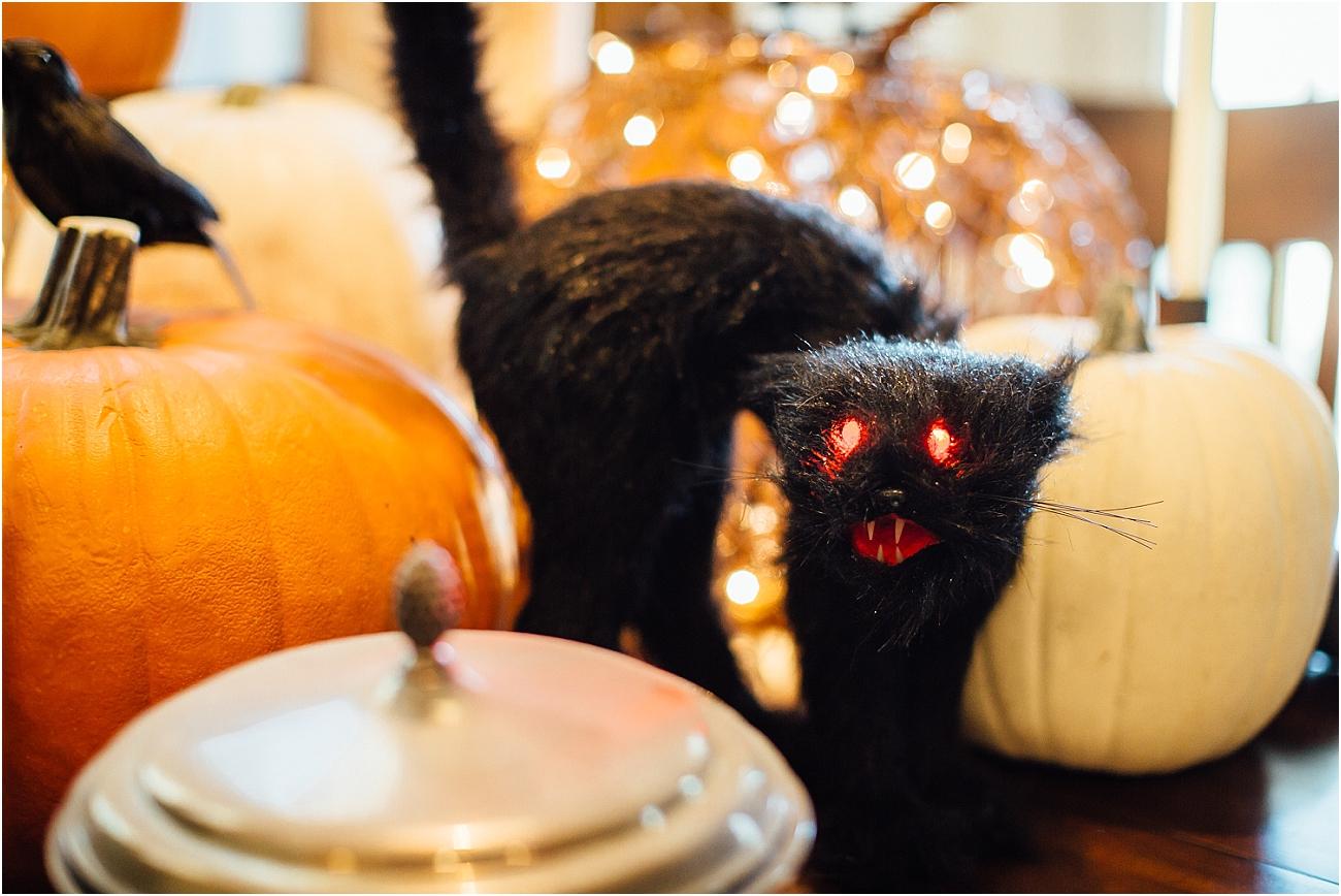 Indoor Halloween Fall Decor_11