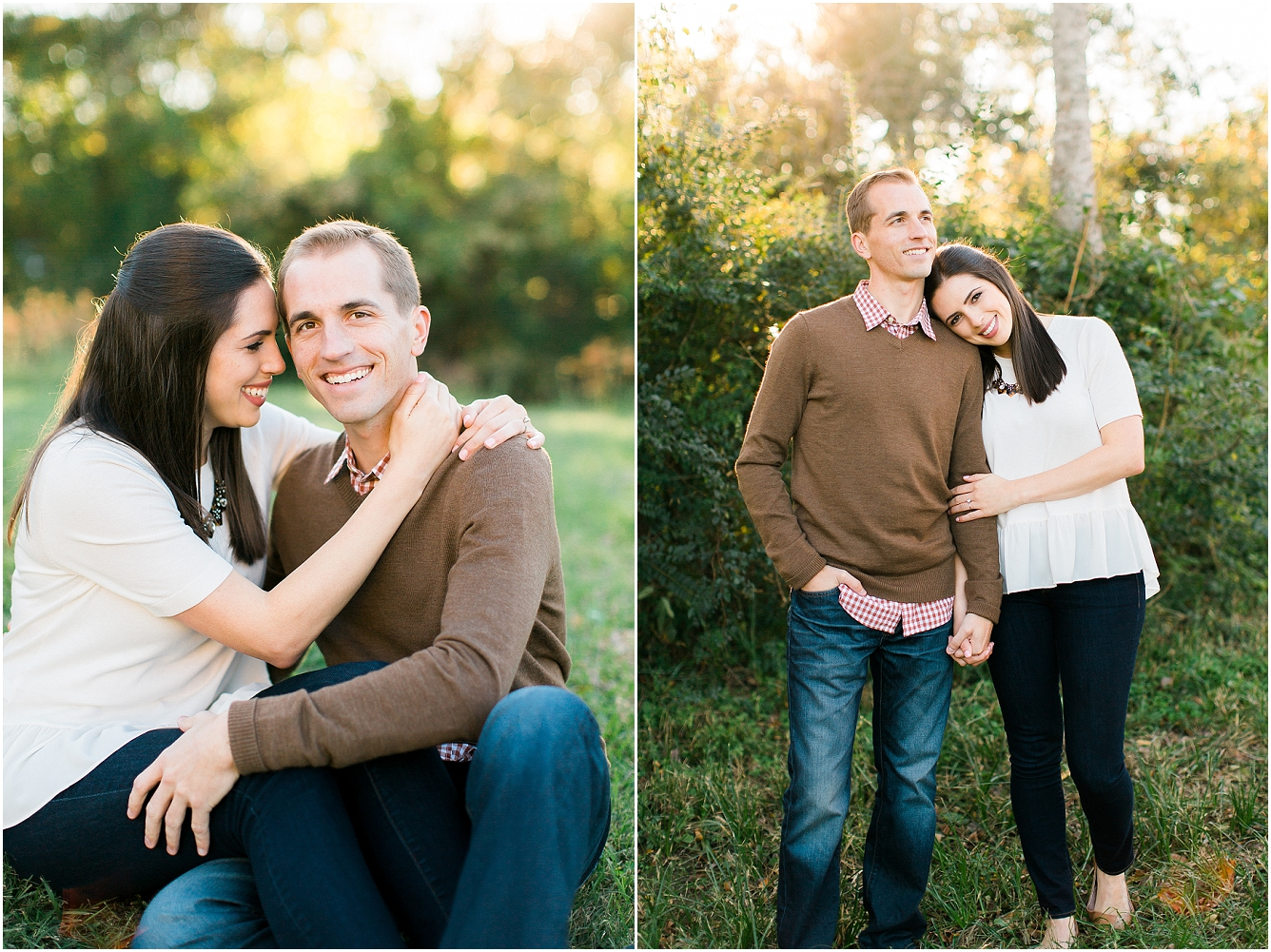 Cozy Fall Engagement Photography in Katy, TX_07