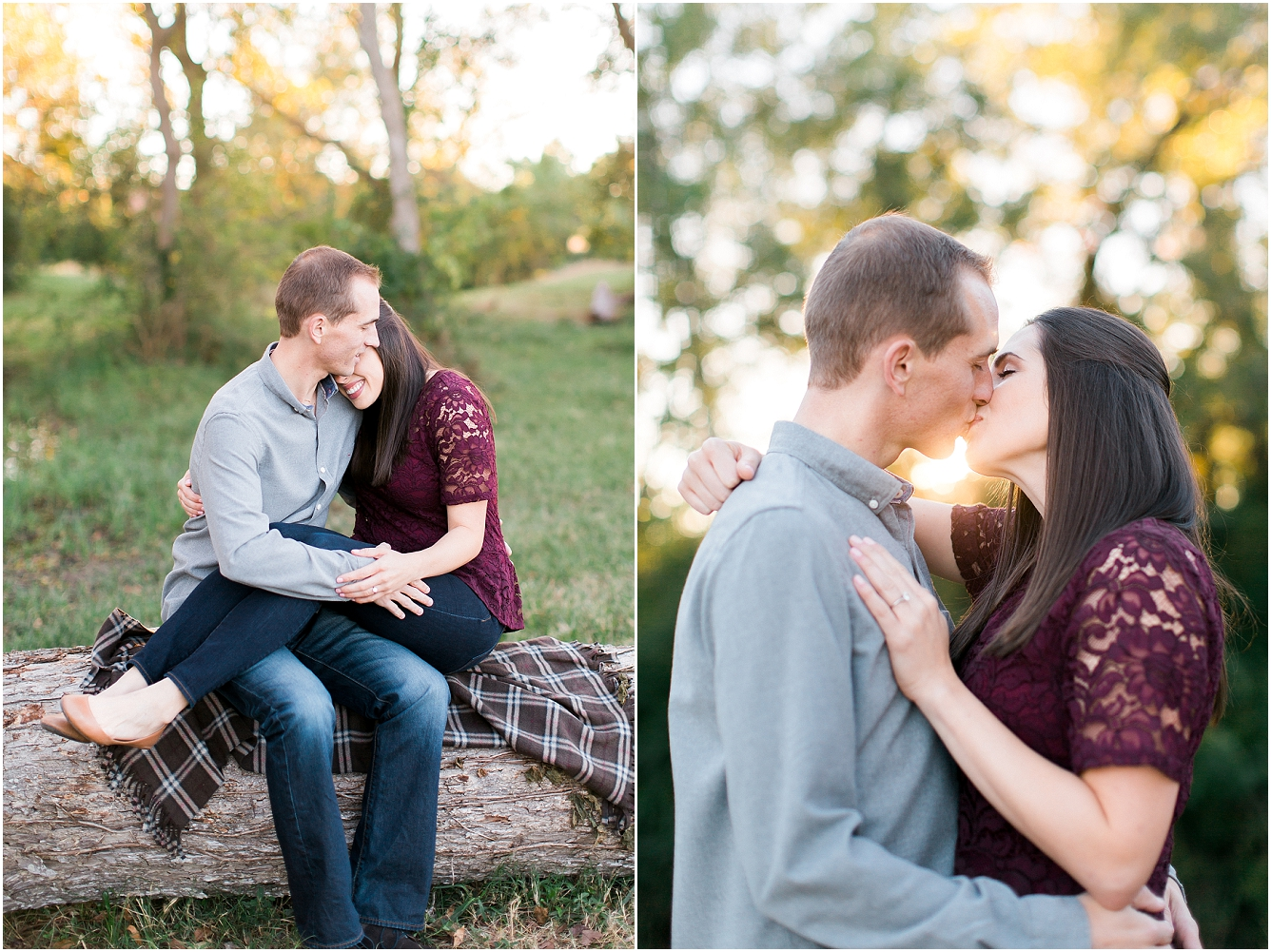 Cozy Fall Engagement Photography in Katy, TX_17