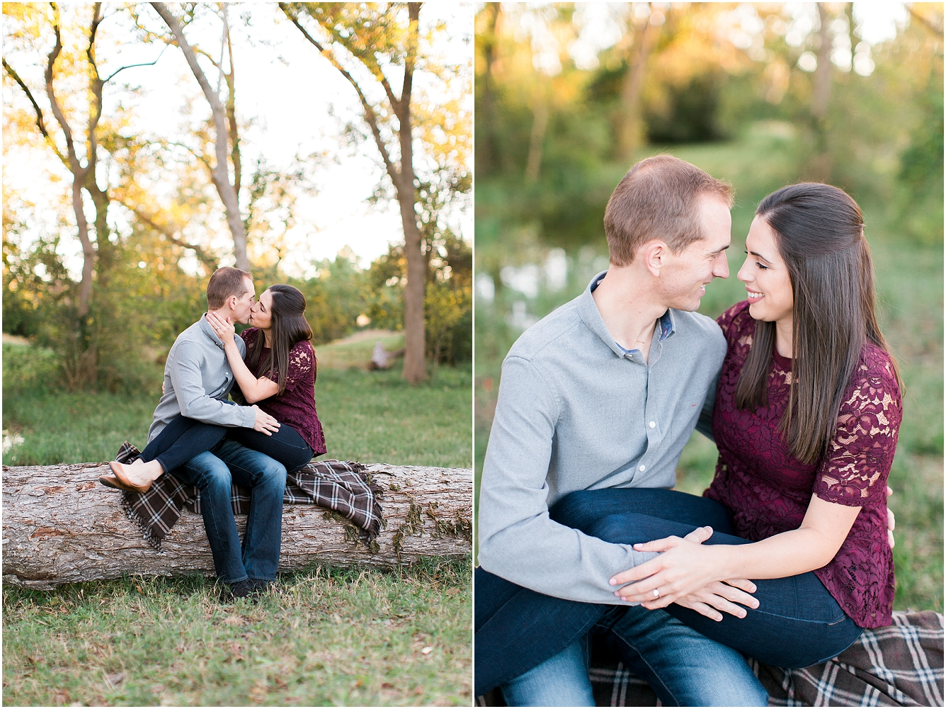 Cozy Fall Engagement Photography in Katy, TX_19