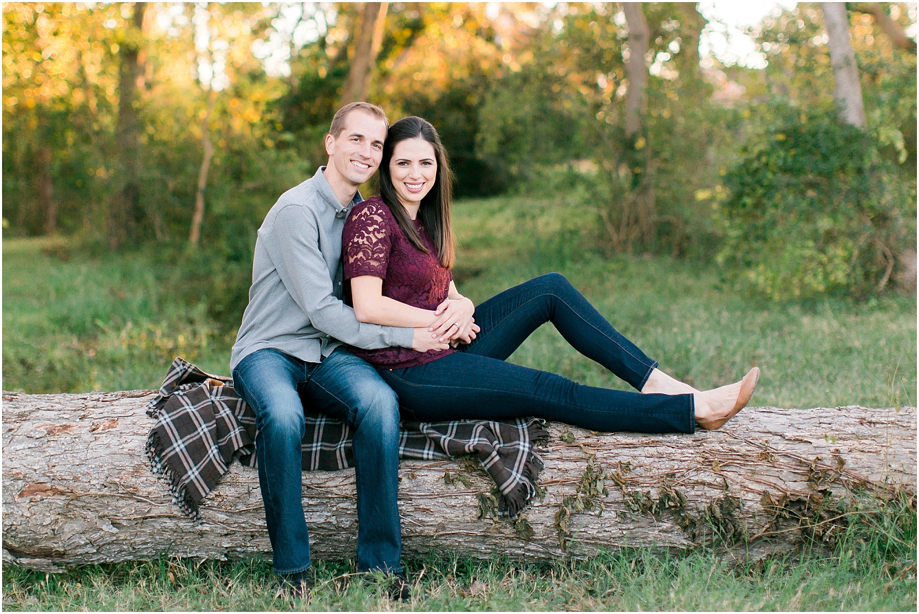Cozy Fall Engagement Photography in Katy, TX_24