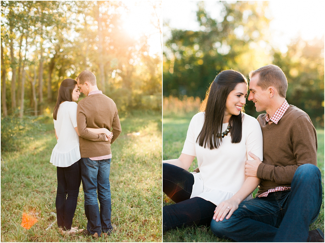 Cozy Fall Engagement Photography in Katy, TX_25