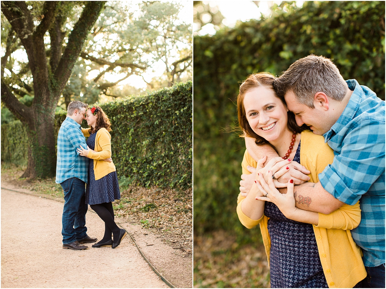 Hermann Park Anniversary Session Houston TX Photographer_03