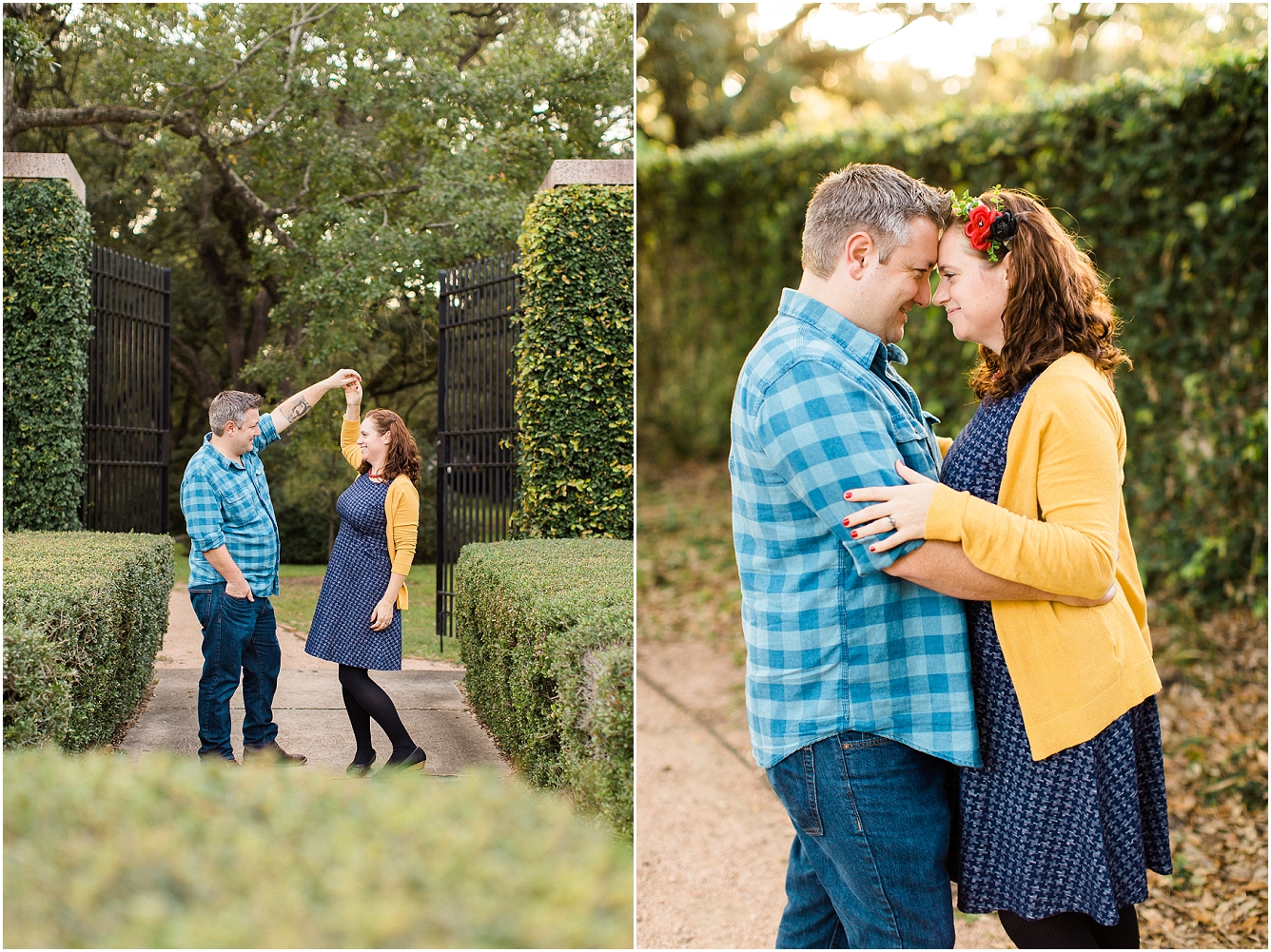 Hermann Park Anniversary Session Houston TX Photographer_11