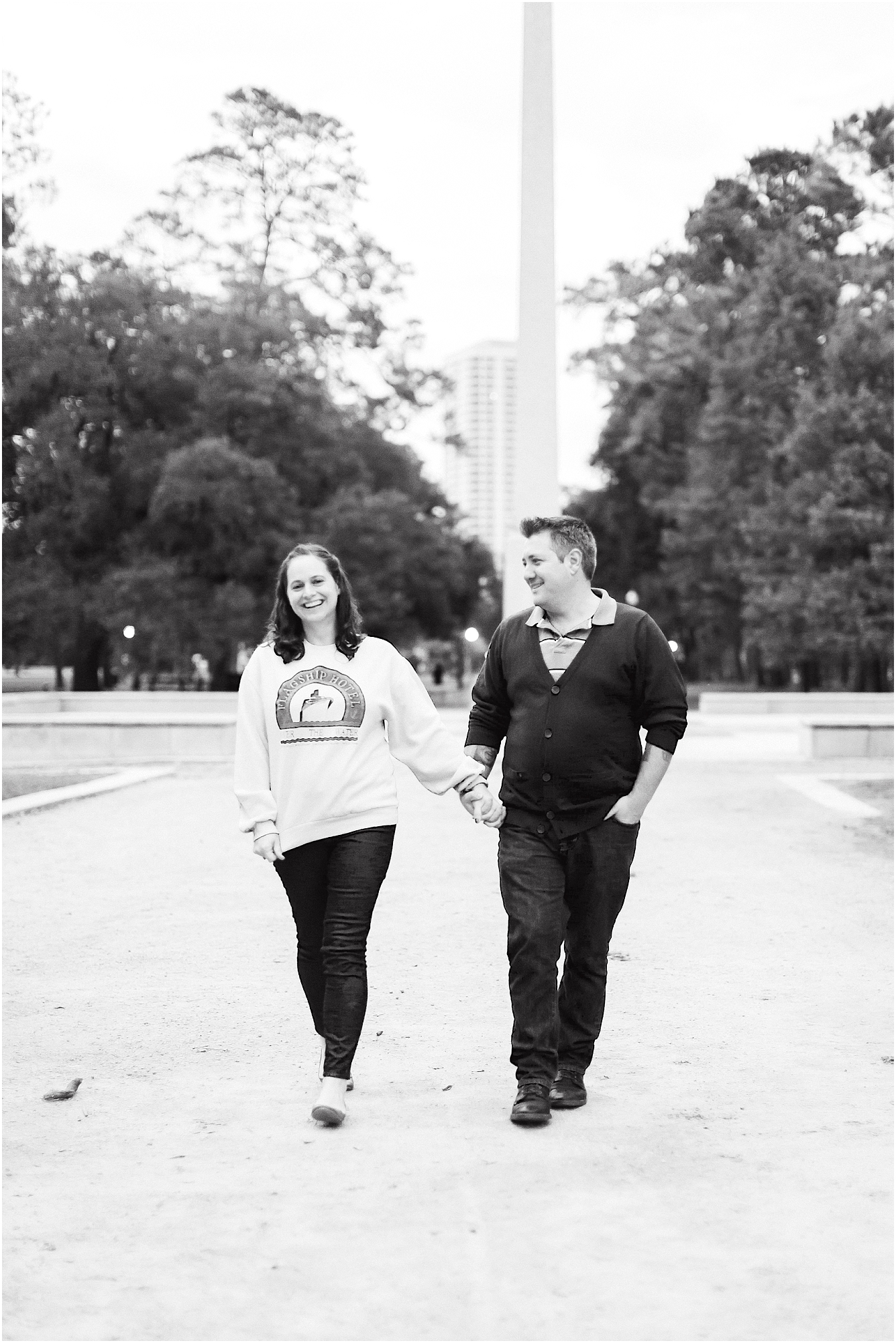 Hermann Park Anniversary Session Houston TX Photographer_22