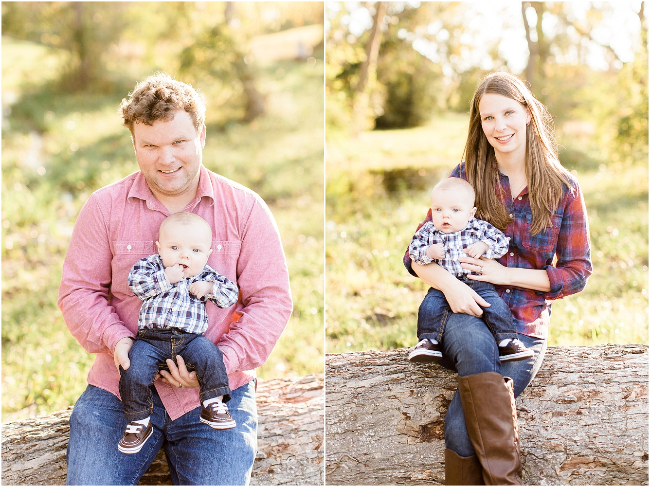 Katy, TX Outdoor Family Photography