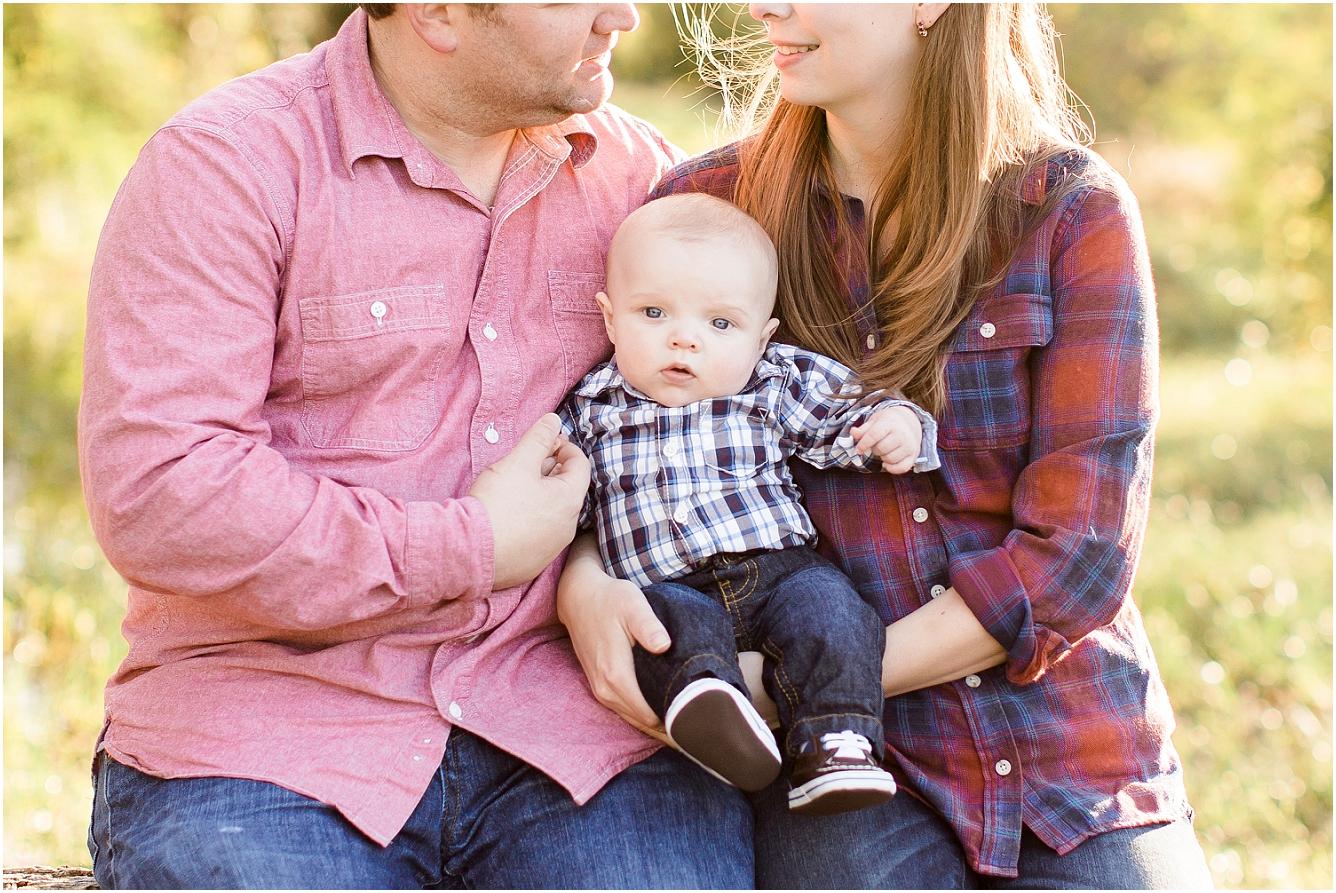 Katy, TX Outdoor Family Photography