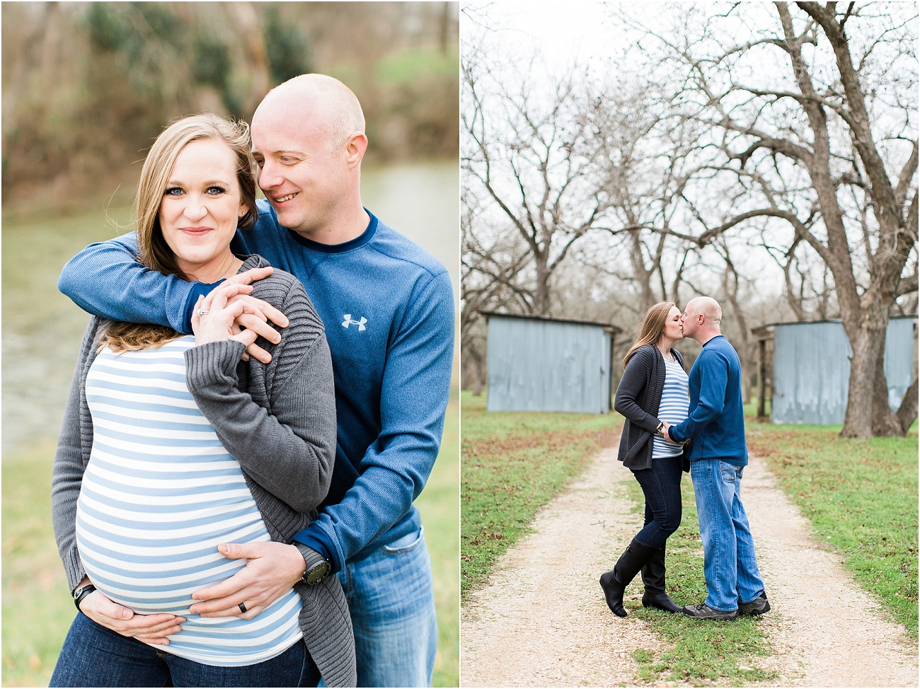 Houston Outdoor Winter Maternity Session_02