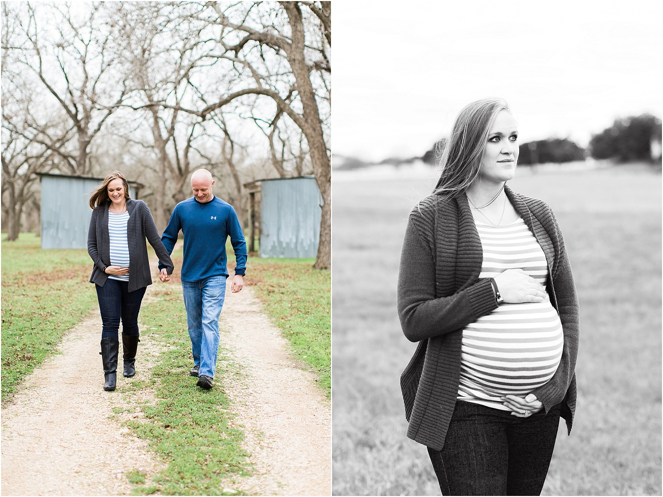 Houston Outdoor Winter Maternity Session_06