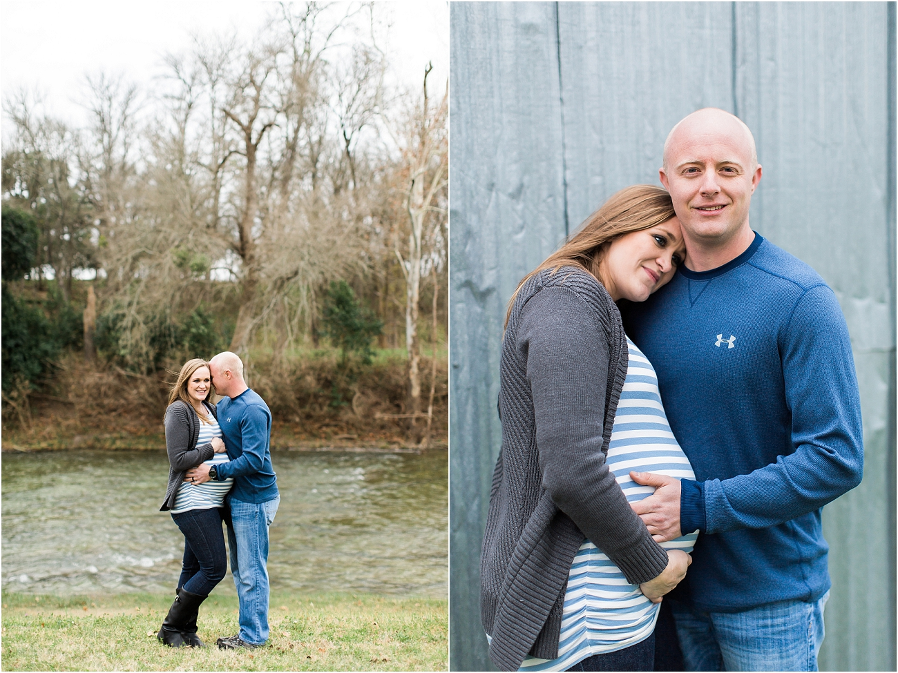 Houston Outdoor Winter Maternity Session_10