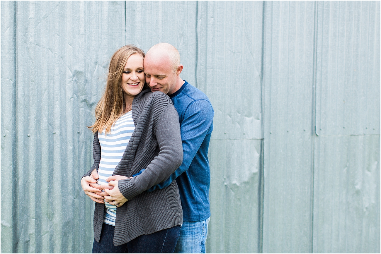 Houston Outdoor Winter Maternity Session_15