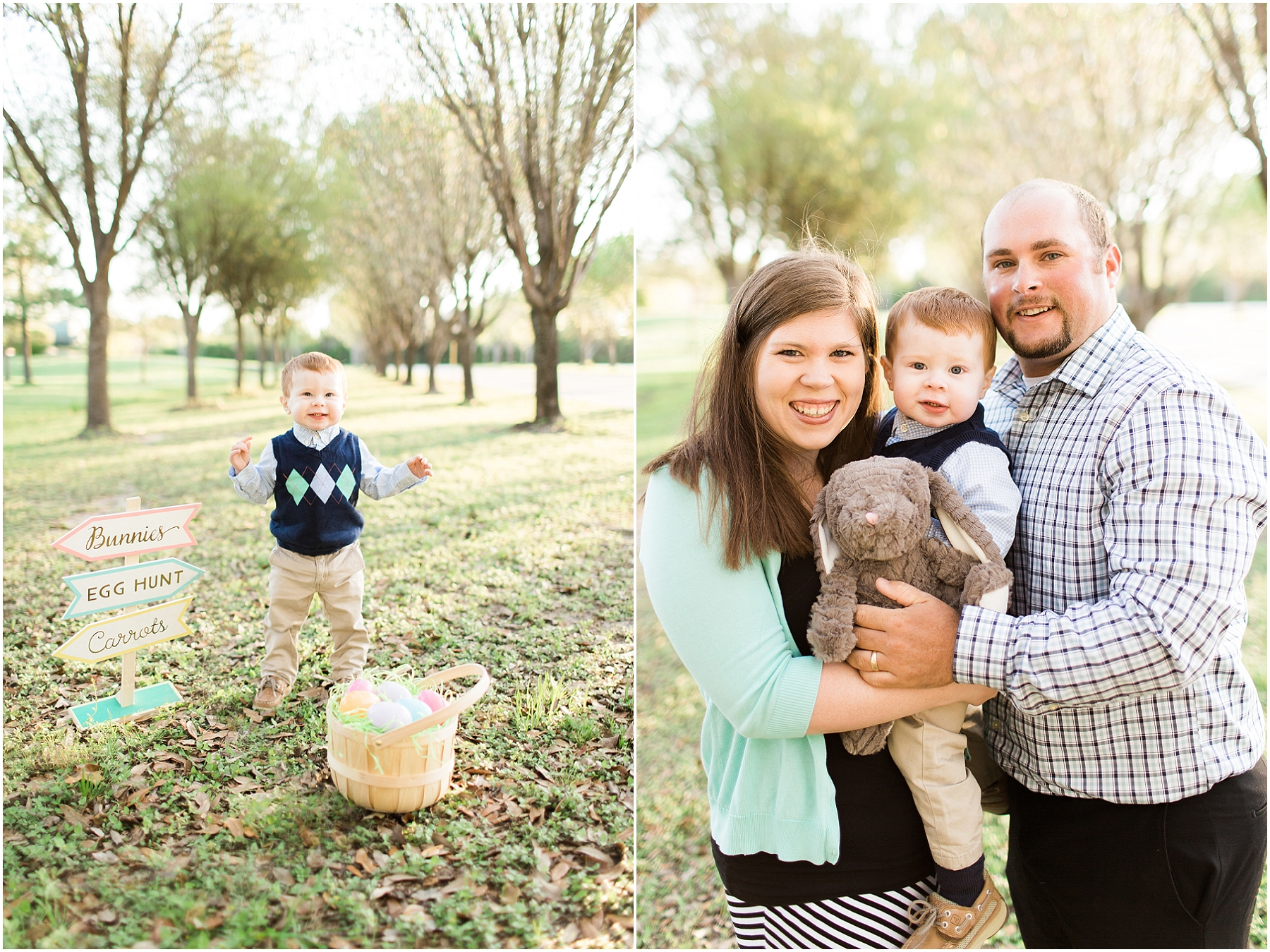 Katy TX Easter Mini Session Family Photographer_02