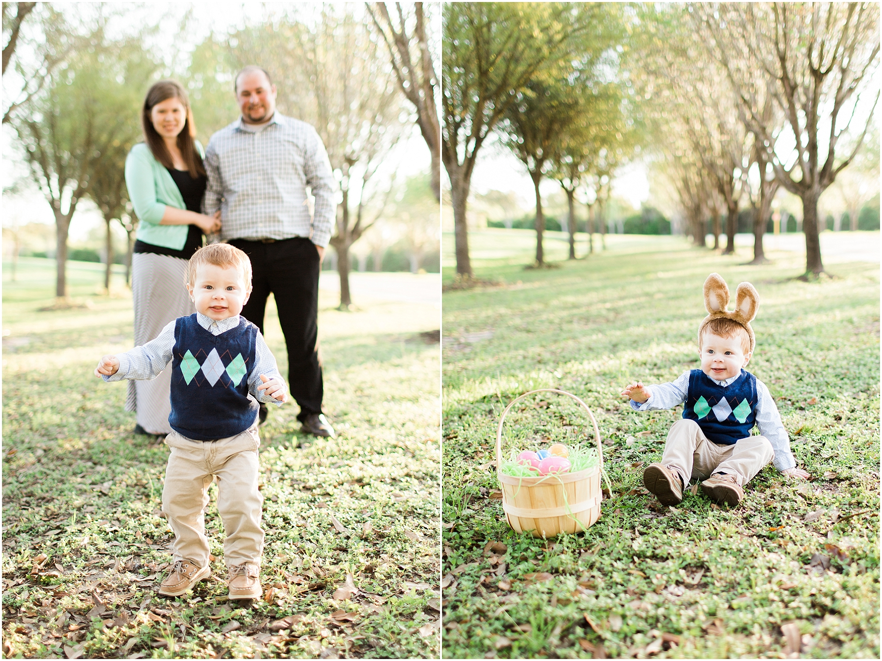 Katy TX Easter Mini Session Family Photographer_04