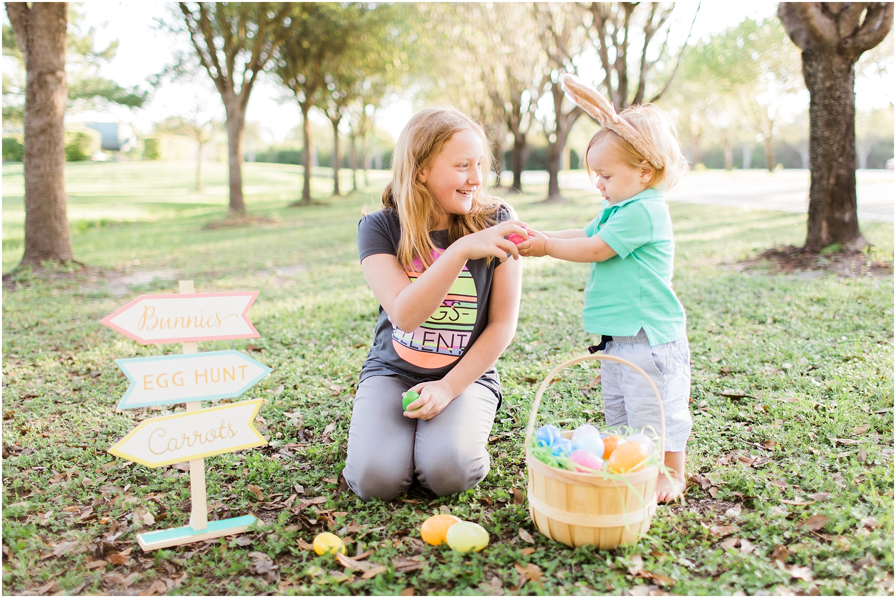 Katy TX Easter Mini Session Family Photographer_05