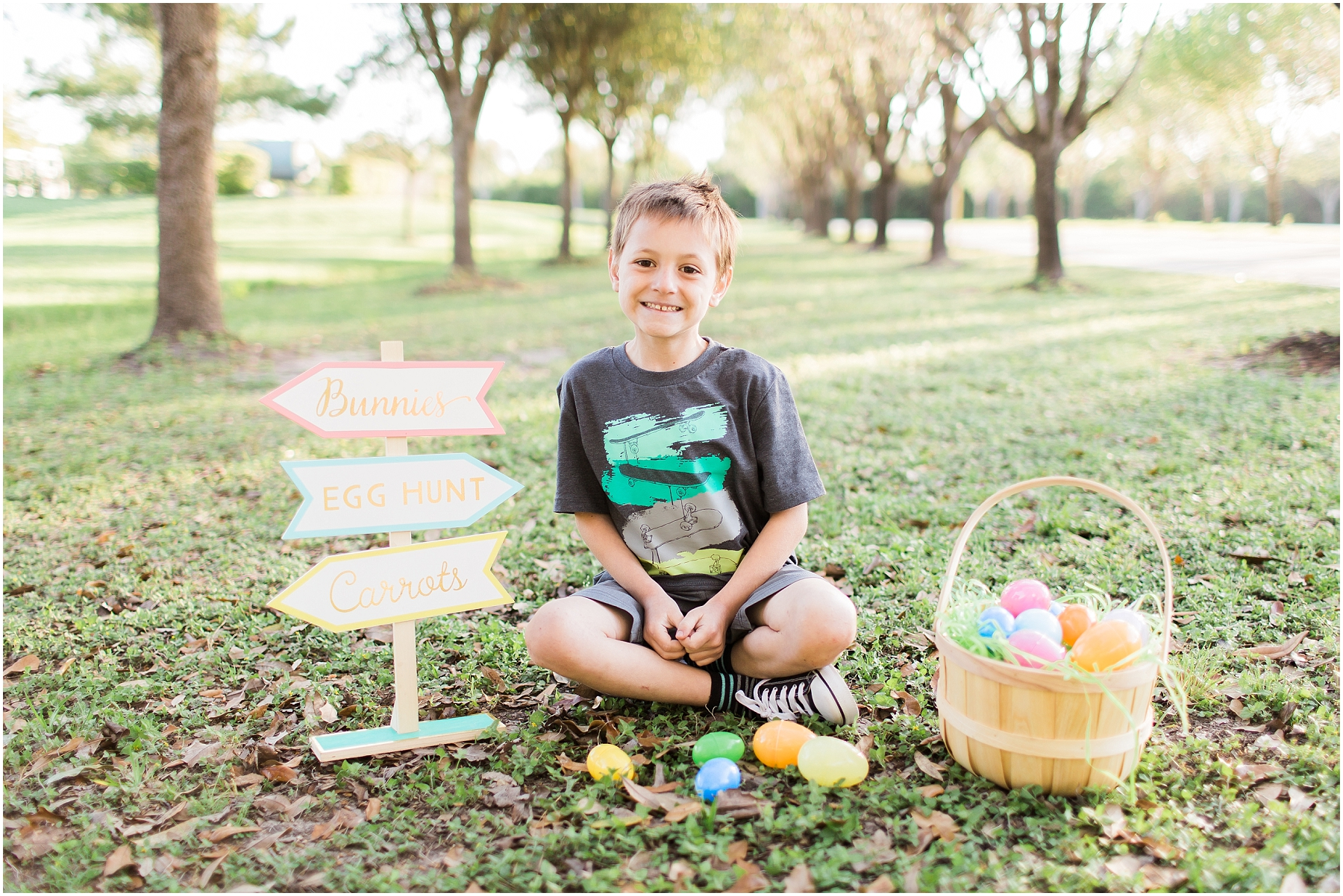 Katy TX Easter Mini Session Family Photographer_07