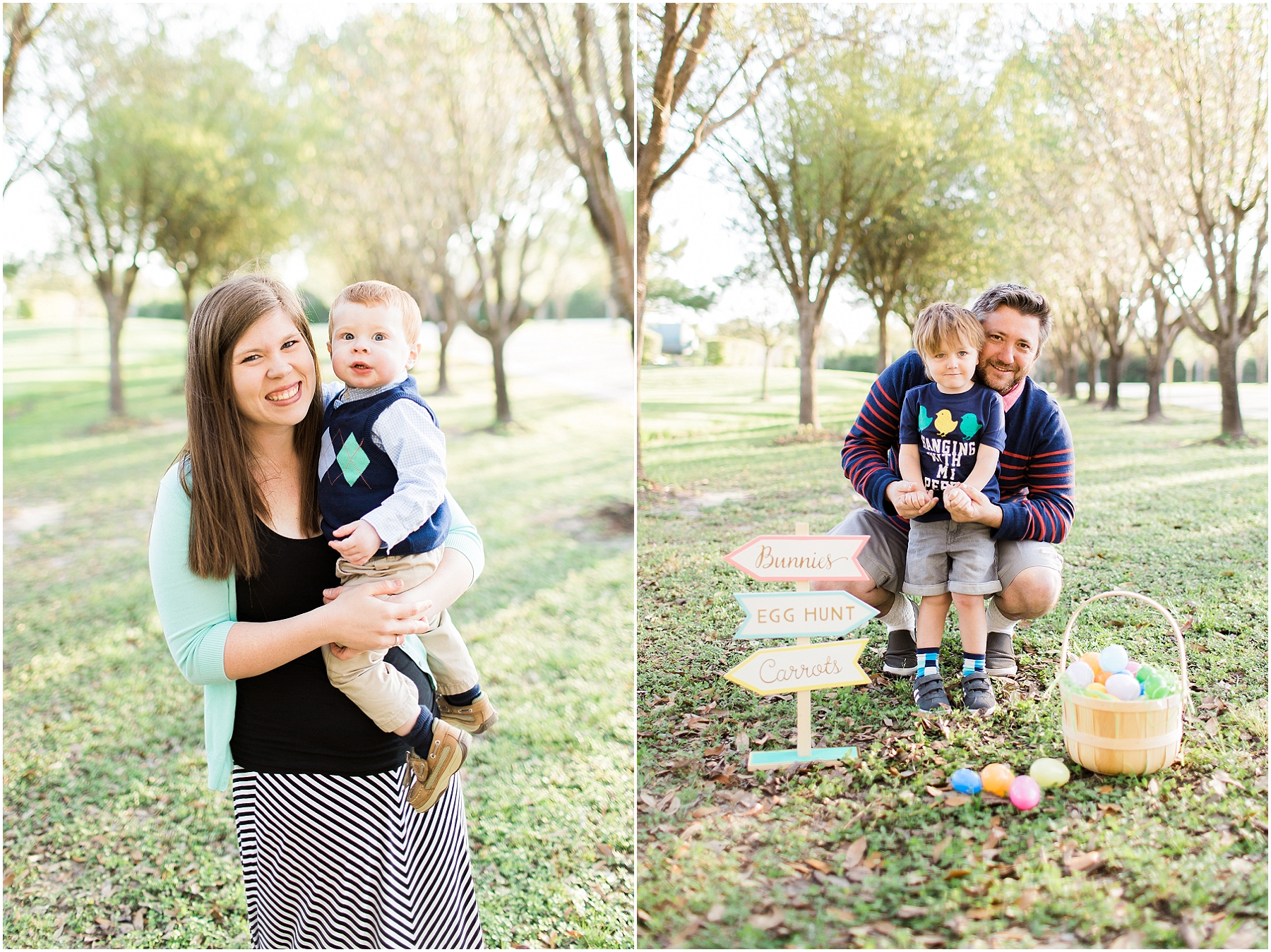 Katy TX Easter Mini Session Family Photographer_12