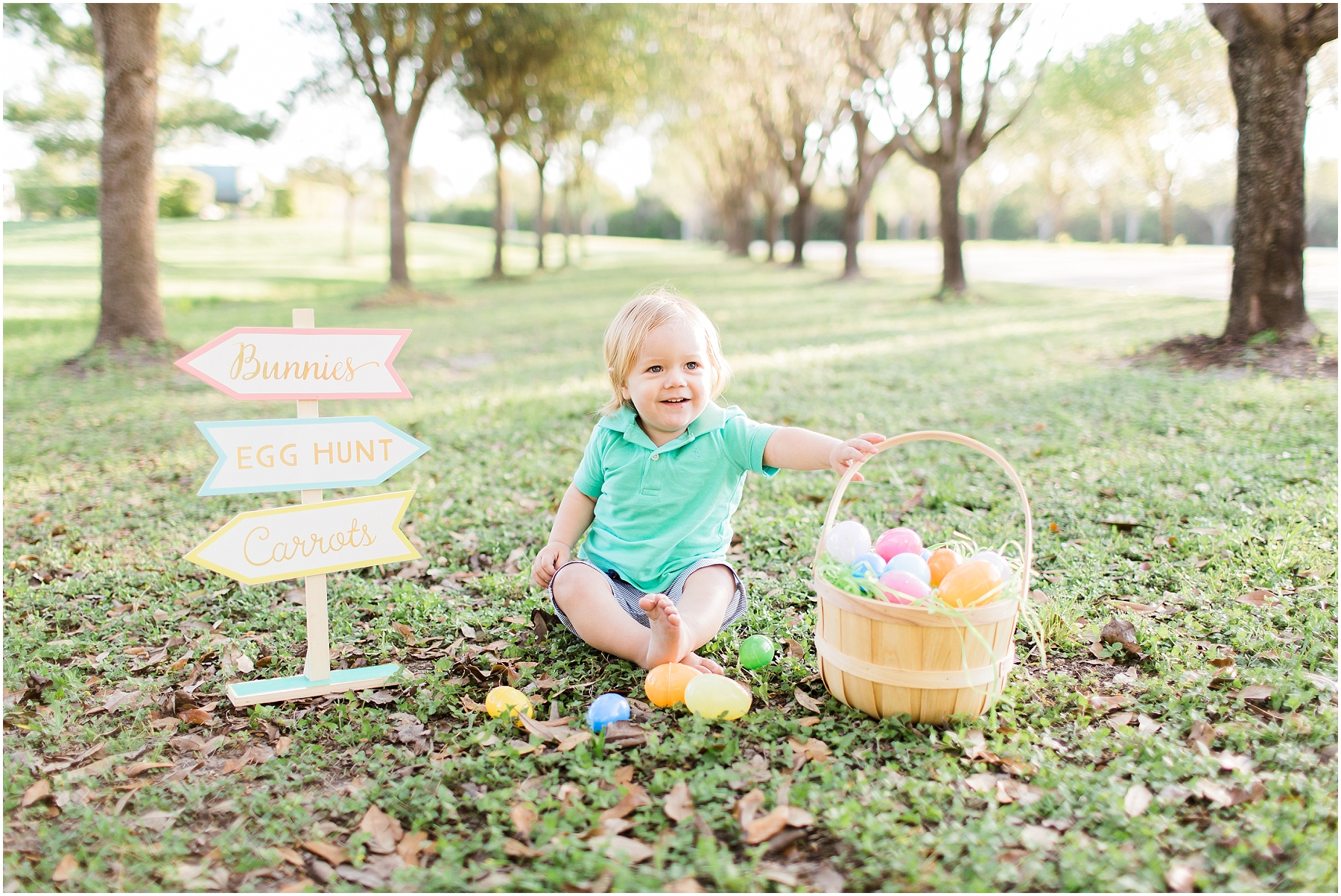 Katy TX Easter Mini Session Family Photographer_13