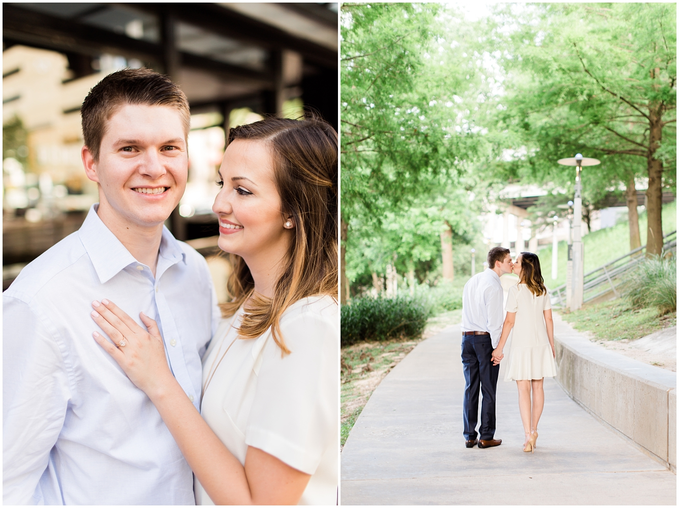 Downtown Houston Engagement Session_15