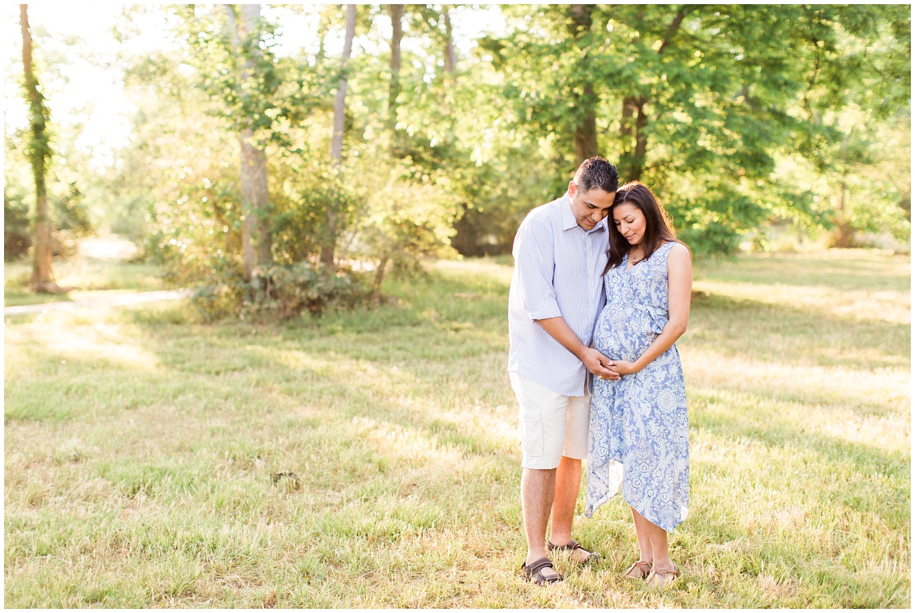 Katy TX Outdoor Maternity Session_03