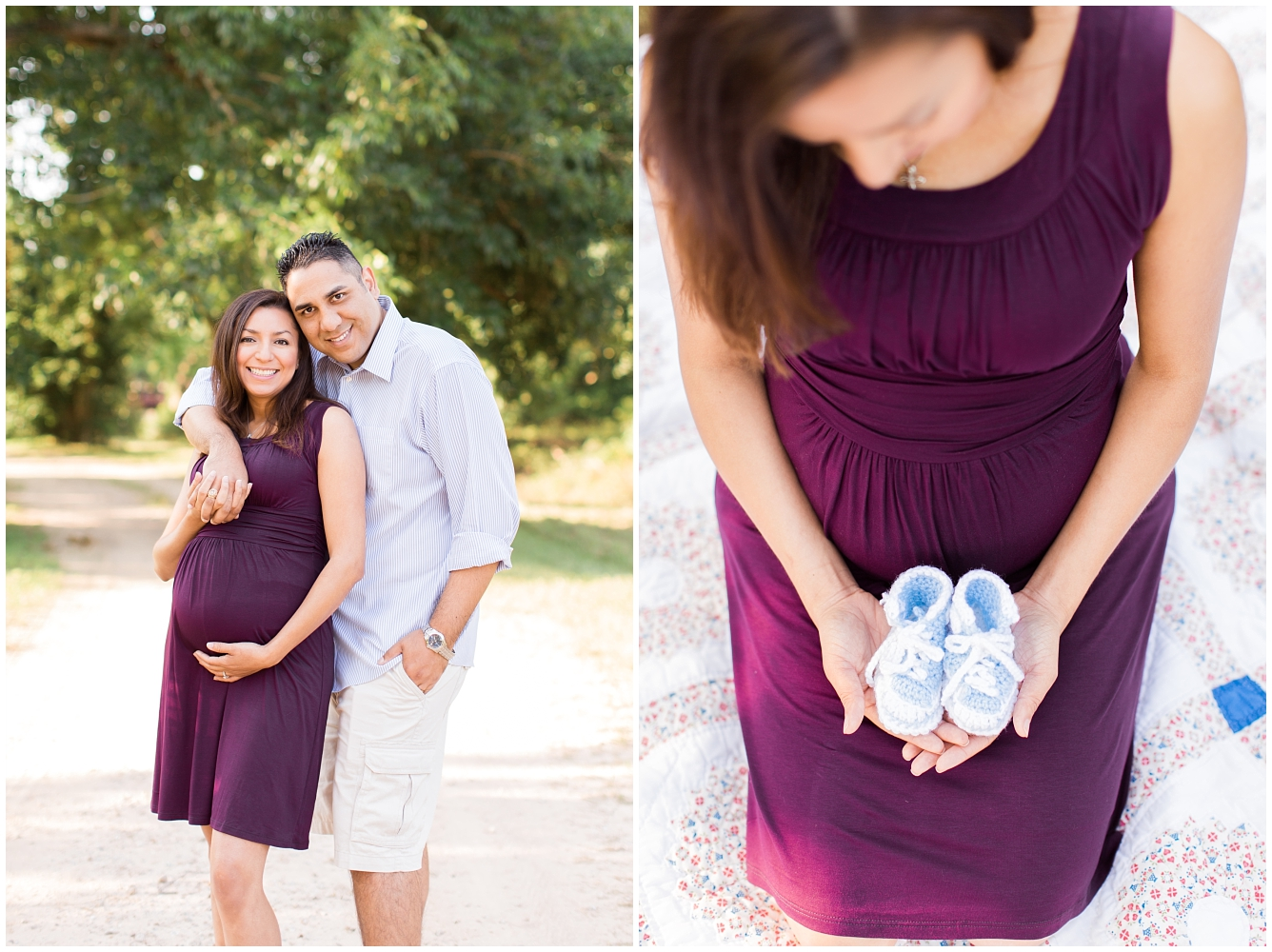 Katy TX Outdoor Maternity Session_04