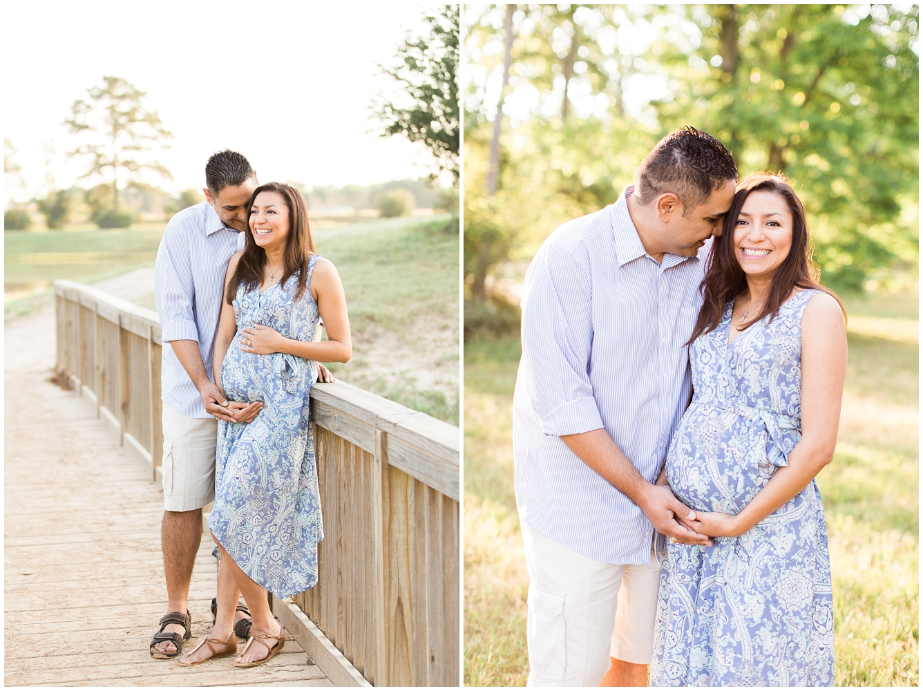 Katy TX Outdoor Maternity Session_09
