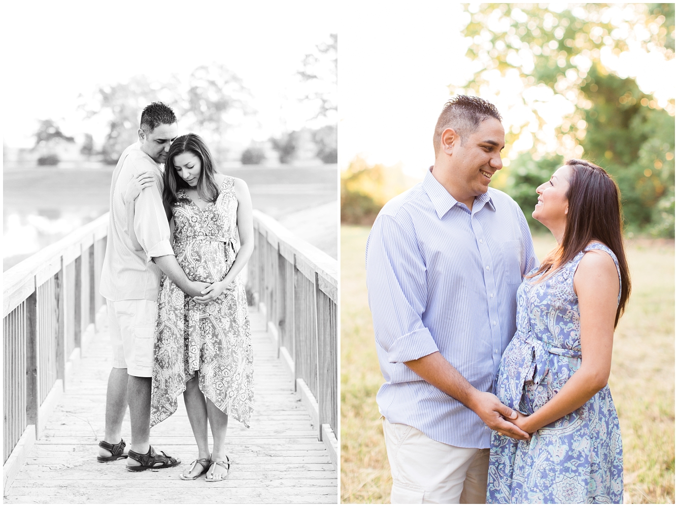 Katy TX Outdoor Maternity Session_11