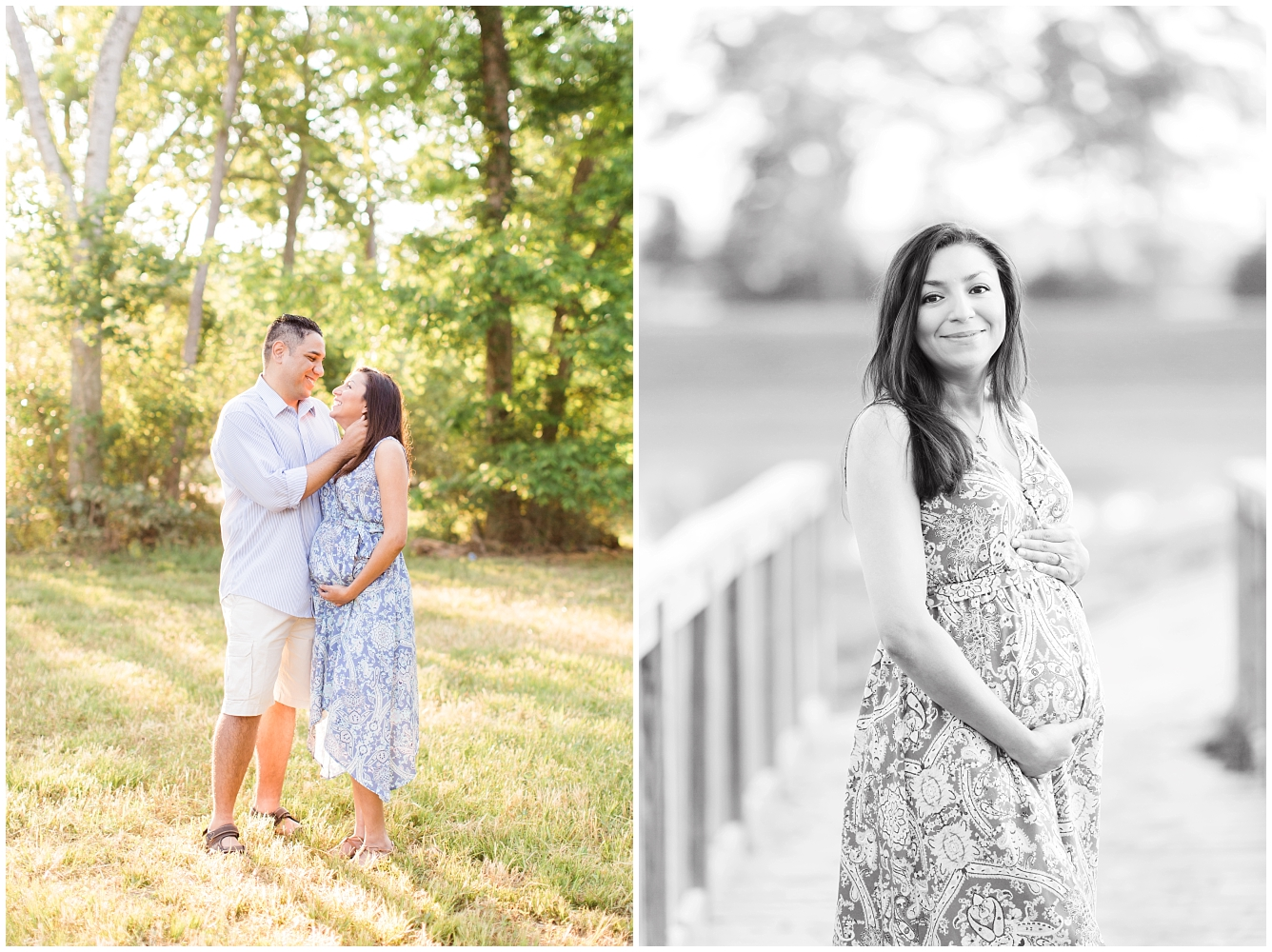 Katy TX Outdoor Maternity Session_15